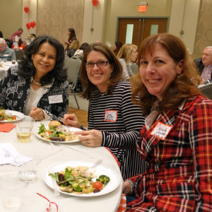 food recovery volunteer dinner 1