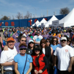 sha walkers at Atlanta Hunger Walk 150x150