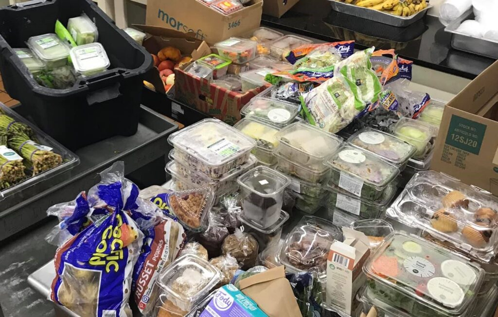 Second Helpings Whole Foods Donations August 30 2020